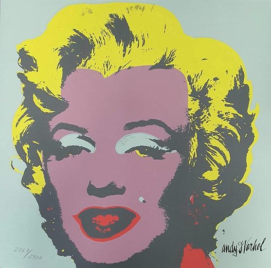 [Andy Warhol] Marilyn Monroes