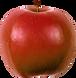 赤いリンゴ