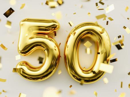Fabulous 50!