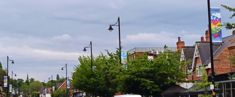 Boldmere Street Banners
