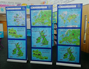 Classroom Map Banners