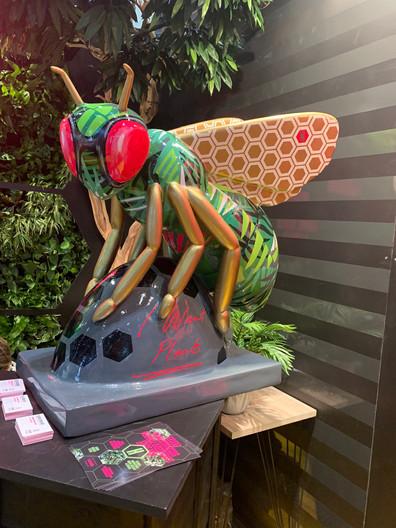 Tropical Bee