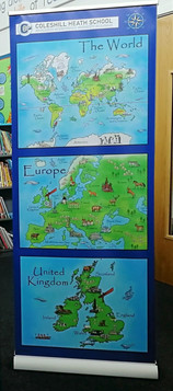 Classroom Map Banner