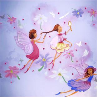 Fairies Girls Bedroom