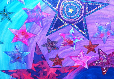 Reach for the Stars Installation