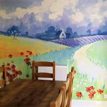 Landscape Dining Room