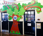 School Values Tree Relief