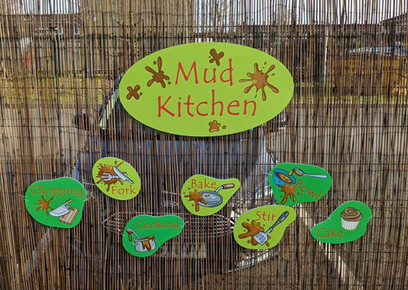 Outdoor Play Signage