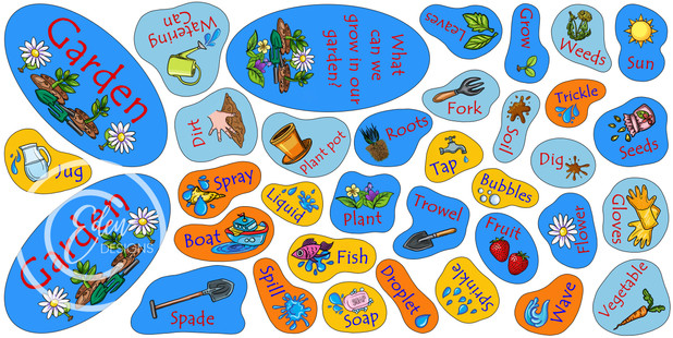 Playground Signage Pack 4