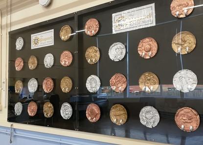 Clay Coin Art Workshop
