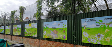 Nature Learning Panels