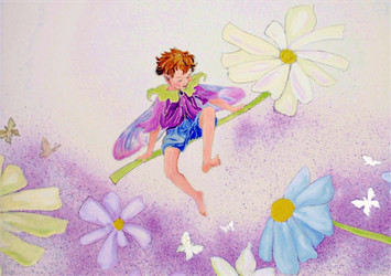Flower Fairies Girls Bedroom