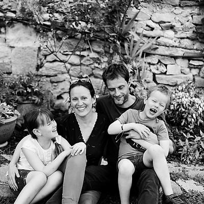 Aurélie, Mathieu, Victoria et Arthur