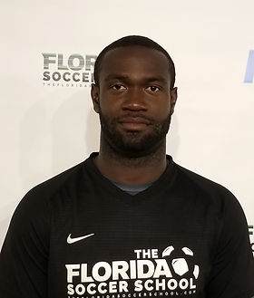 The Florida Soccer School Coach Ashani Fairclough
