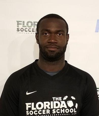 The Florida Soccer School Coach Ashani Fairclough