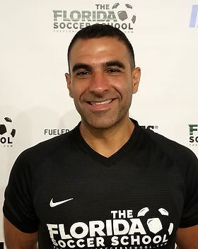 The Florida Soccer School Director Founder Fred Dikranian