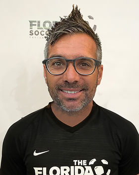 The Florida Soccer School Director Rui Fernandes