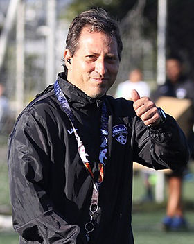 The Florida Soccer School Coach Daniel De Oliveira