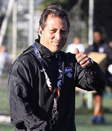 The Florida Soccer School Coach Daniel De Oliveira