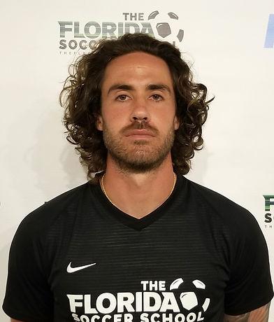 The Florida Soccer School Coach Travis Rivollo