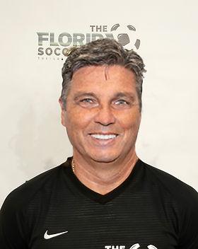 The Florida Soccer School Coach Juan Carlos Michia