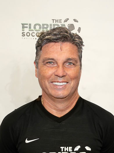 The Florida Soccer School Coach Juan Carlos Michia