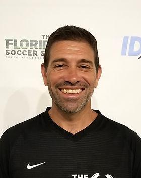 The Florida Soccer School Coach Billy Gatti
