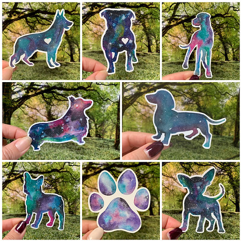 Doggy Love Sticker Collection