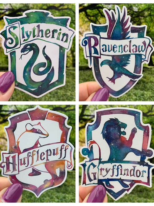 Harry Potter Sticker Collection