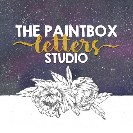 Introducing The Paintbox Letters Studio