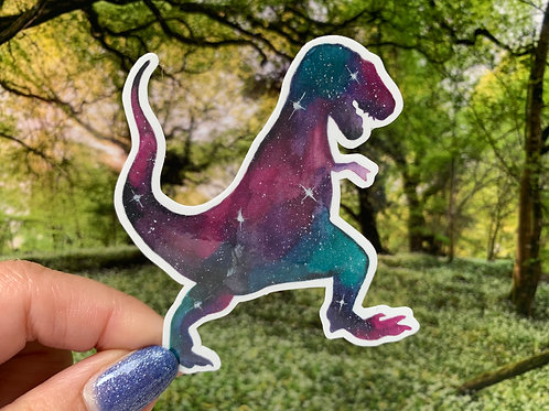 T-Rex Vinyl Sticker