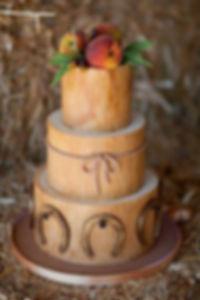 rustic-style-wedding-cake-rustic-wedding