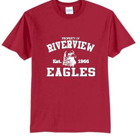 Riverview Tshirt Property Of