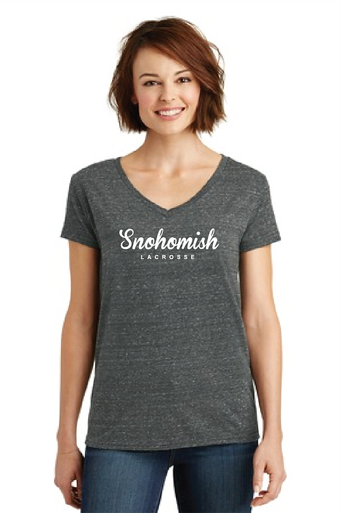 SnoLAX Ladies Relaxed V-Neck
