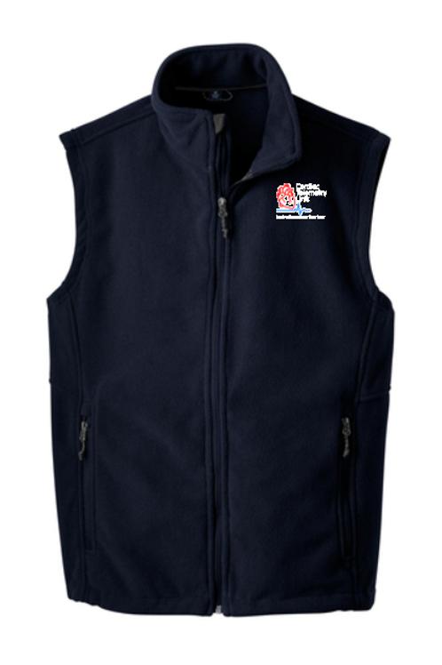 Prov Cardiac Fleece Vest