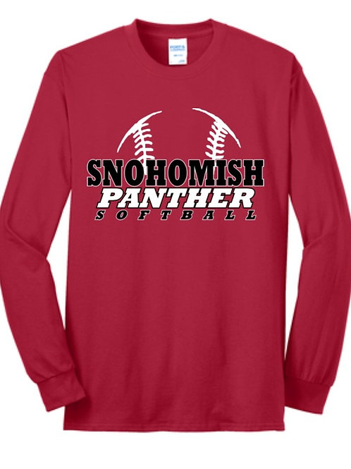 SHS Softball Long Sleeve
