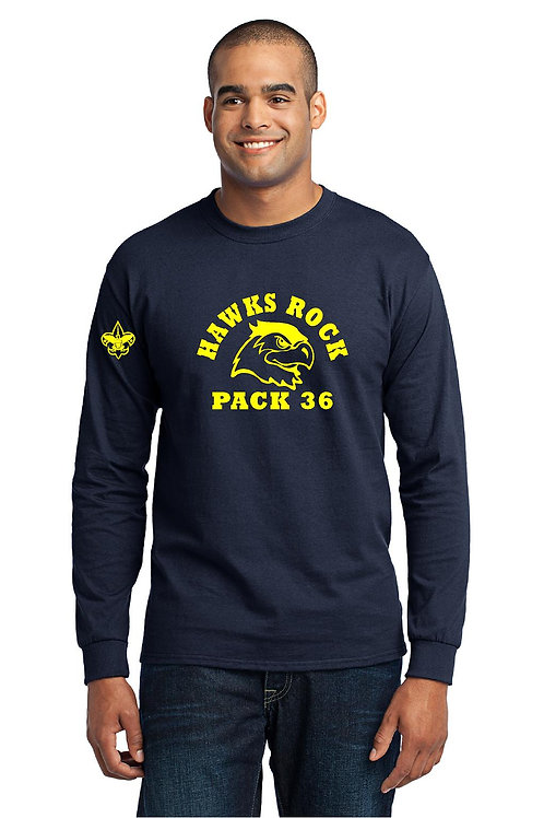 Pack 36 Long Sleeve Cotton
