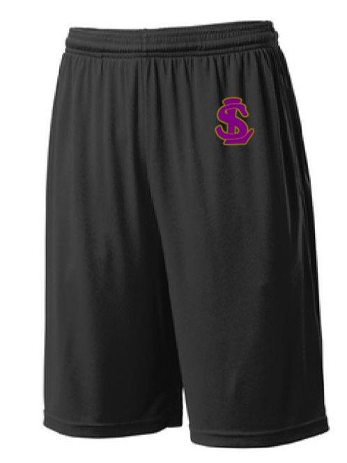 LS Lax Pocketed Shorts