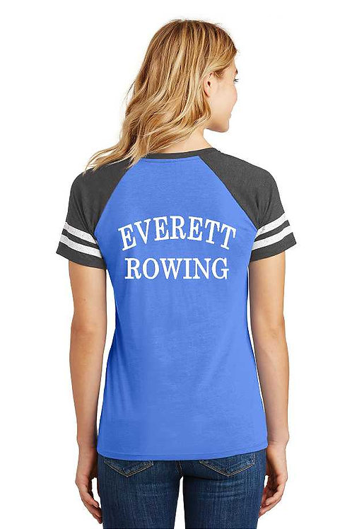 Rowing Ladies Game Day T