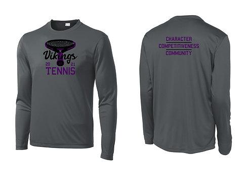 LS Tennis Athletic Long Sleeve