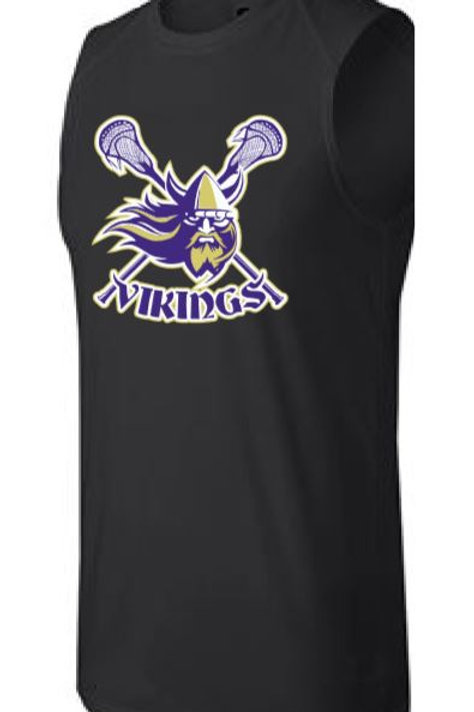 LS Lax Sleeveless Performance Tank