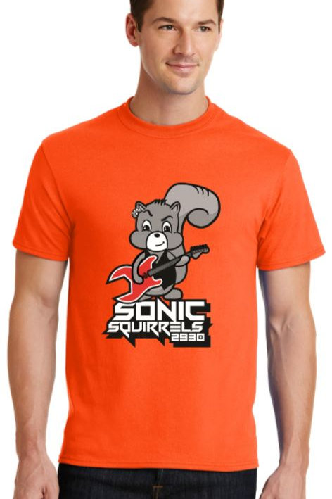 Sonic Squirrels Road Crew