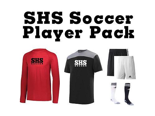 SHS Soccer Player Pack