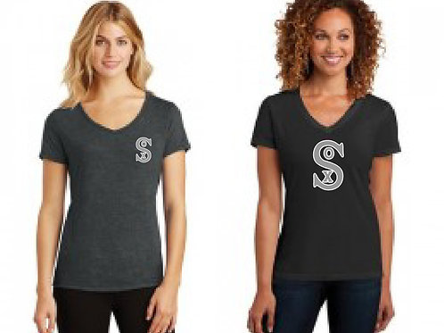 Sox Ladies V-Neck