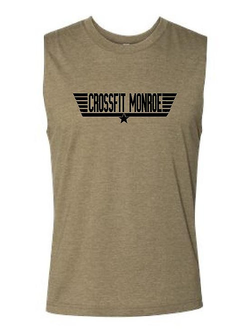 Crossfit Monroe Mens Tank