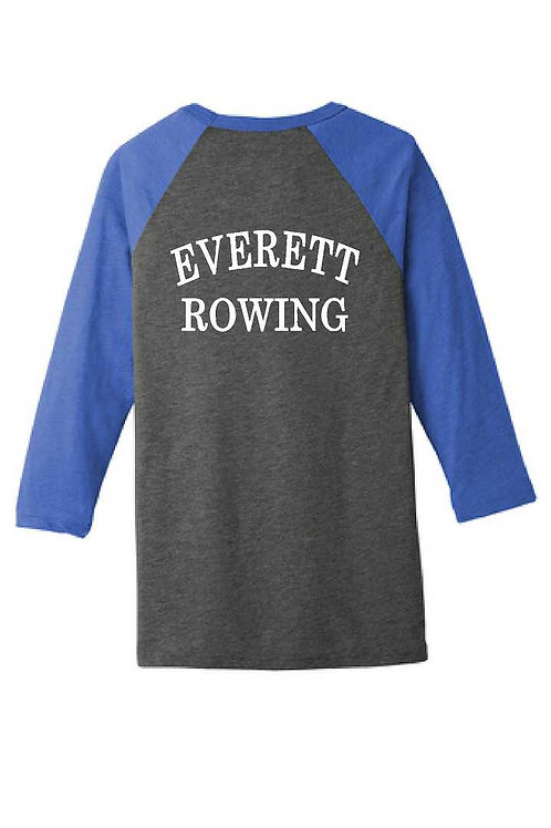 Rowing 3/4 Sleeve