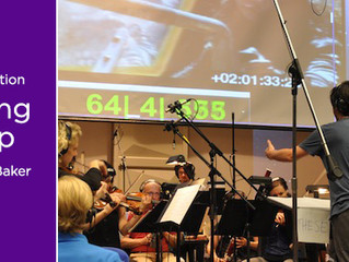 ASCAP/NYU Film Scoring Workshop!