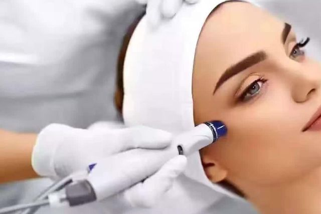soin du visage avec Hi Tech Mix