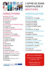 Centre Hospitalier de Moûtiers
