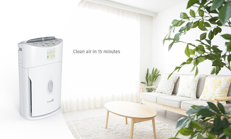 Air purifier leasing banner image 2